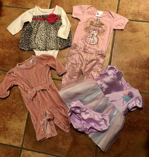 3-6M baby girl clothes for Sale in North Richland Hills, TX