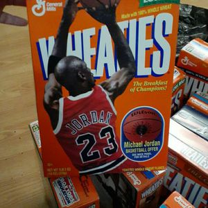 Wheaties Collection From Late 90s And A Bambi 55th Anniversary VHS Tape for Sale in Tacoma, WA