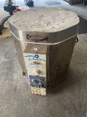 Duncan Energy Saver Automatic pottery ceramic kiln for Sale in Tampa, FL