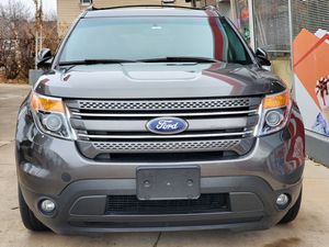 2015 Ford explorer Limited for Sale in Trenton, MI
