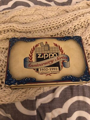 Zippo Anniversary Series 1932-1992 for Sale in Oceanside, CA
