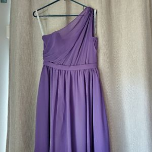 Lilac Alfred Angelo Bridesmaid Dress for Sale in San Antonio, TX