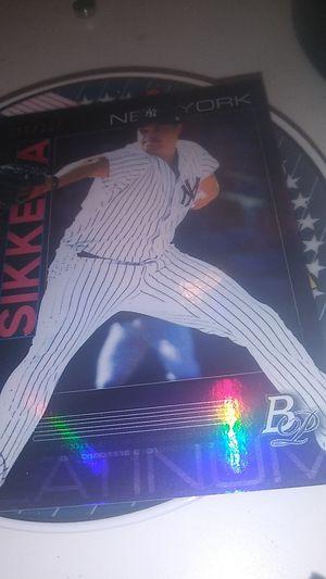 Baseball card for Sale in Colorado Springs, CO