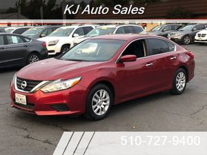 2016 Nissan Altima 2.5 S for Sale in Hayward, CA