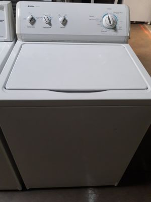 KENMORE washer machine exellent condition working perfectly clean and neat warranty and deliver for Sale in Lansdowne, MD