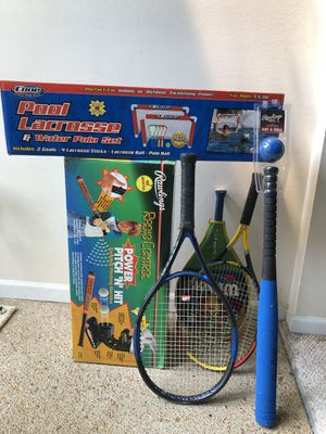 Kids summer sports and pool equipment for Sale in Manchester, MO