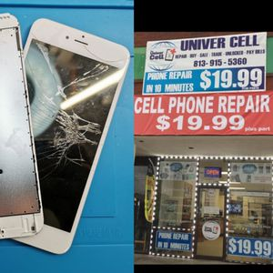 iPhones screen for Sale in Tampa, FL