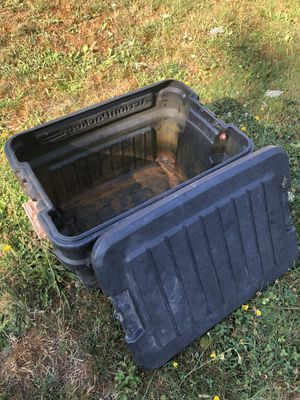 Truck tool box / storage box/tote for Sale in McMinnville, OR
