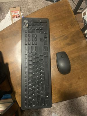 Wireless Keyboard/Mouse combo with dongol for Sale in Atwater, CA