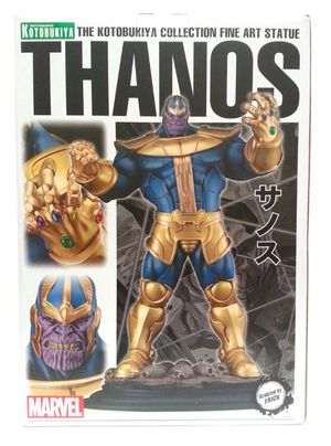 THANOS STATUE by: Kotobukiya for Sale in Vacaville, CA