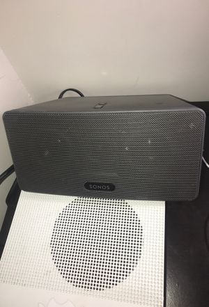 Sonos Play 3 Speaker for Sale in Derby, CT