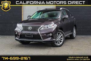 2013 Lexus RX 350 for Sale in Santa Ana, CA