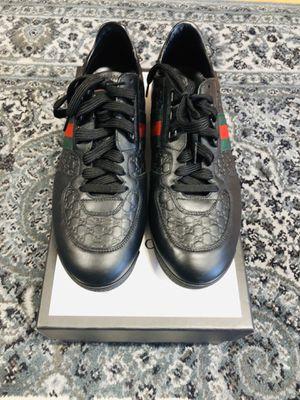 Gucci sneakers sz 10 for Sale in Coronado, CA