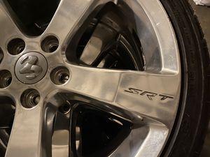 Dodge srt rims for Sale in Fresno, CA