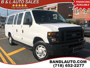 2013 Ford Econoline Wagon for Sale in The Bronx, NY