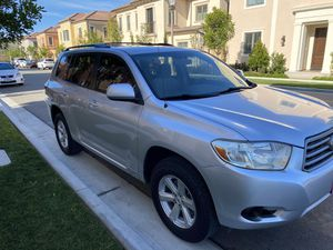 2008 Toyota Highlander Awd for Sale in Mission Viejo, CA