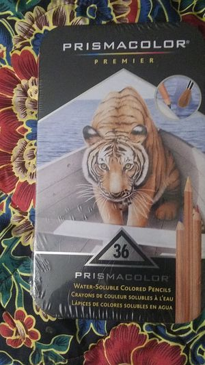 Prismacolor Premier water-soluble colored pencils for Sale in Roseville, CA