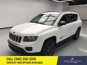 2016 Jeep Compass for Sale in Stafford, TX