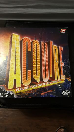 acquire board game $10 complete for Sale in Downey, CA