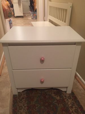 Small two drawer nightstand for Sale in Rockville, MD