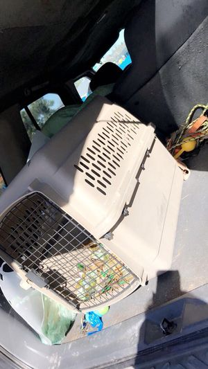 Like new dog crate for Sale in Seattle, WA