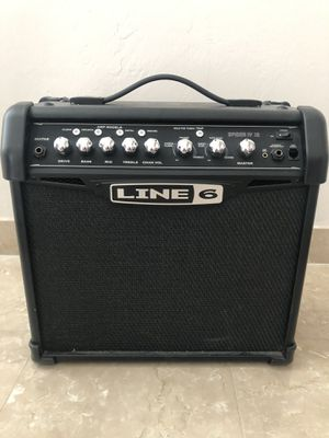 Guitar Amp- Line 6 IV 15 for Sale in Plantation, FL