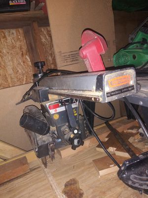 Craftsman radial arm saw for Sale in Prineville, OR