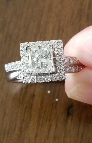 1.18 CT Radiant Cut Diamond Ring for Sale in Papillion, NE