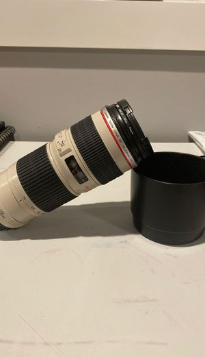 Canon 70-200 f4 for Sale in Plainfield, IL