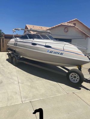 1999 22ft Marada 60mph + Volvo Penta 5.7l V8 for Sale in Glendale, AZ
