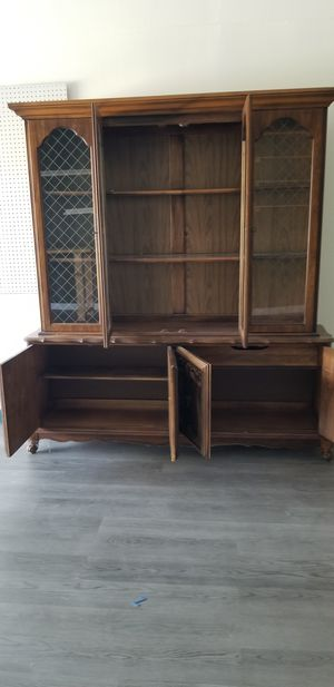 China cabinet for Sale in Fort Belvoir, VA