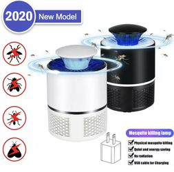 Electric USB Mosquito Insect Killer Lamp Zapper UV LED Light Fly Bug Trap Pest Control for Sale in Henderson,  NV