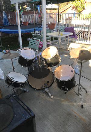 Drum set (starcaster) by fender for Sale in Montclair, CA
