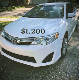 🍁Well maintained 2013 toyota camry🍀- One Owner -$1.200 for Sale in Fort Lauderdale, FL