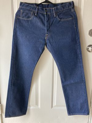 Levi's 501 original shrink to fit 33x30 jean for Sale in Houston, TX