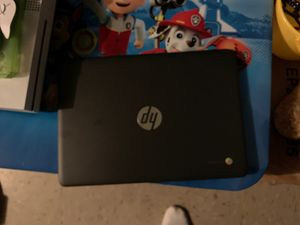 "11.6"" HP Chromebook for Sale in Brooklyn, NY"