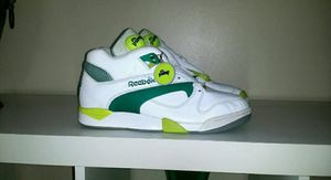 Size 11, tennis ball reebok pumps. Great condition. for Sale in Baltimore, MD