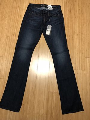 NWT Guess Boot Cut Slim Fit Medium Rise. Size 25. Original price: $130 for Sale in New York, NY