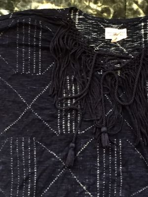 M/M • Denim and Supply • Ralph Lauren • out of stock • Bohemian Fringe Cotton Top for Sale in Chicago, IL