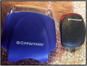 $14 OR MAKE AN OFFER: PAIR OF NIGHT LIGHTS FOR BIKE for Sale in Fremont, CA