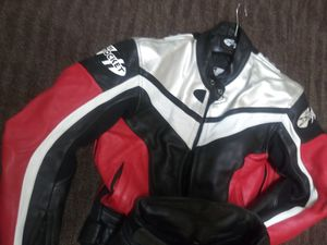 Motorcycle jacket and pants for Sale in Pleasanton, CA