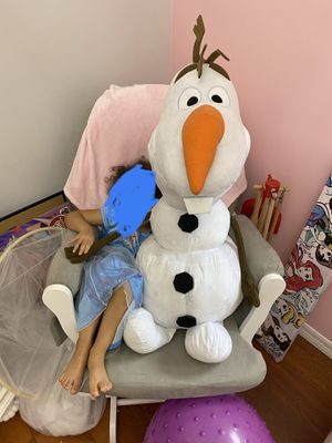 Oversized Olaf for Sale in Hollywood, FL