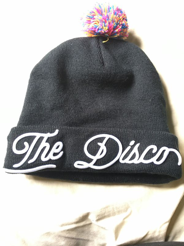 Panic at the disco hat