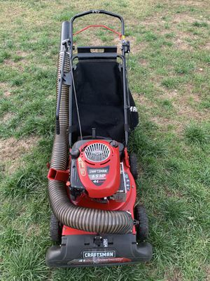 Leaf vacuum for Sale in Bristol, CT