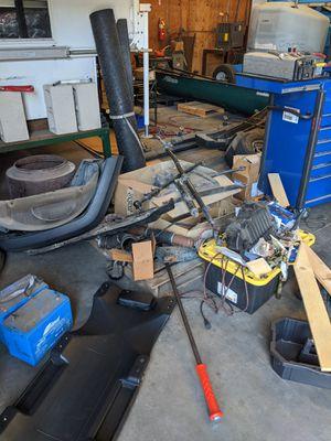 Stock Jeep JK parts for Sale in Corona, CA