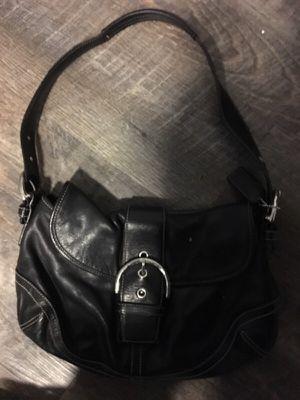 Coach leather purse for Sale in Dallas, TX