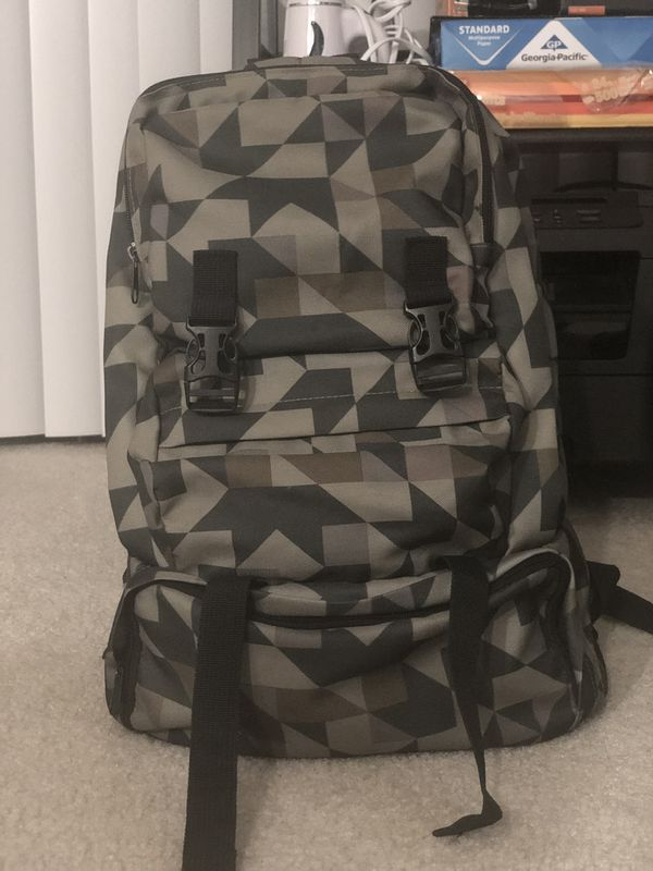 Functional and comfort backpack