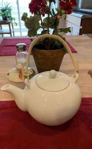 Brazilian tea pot for Sale in Bristow, VA