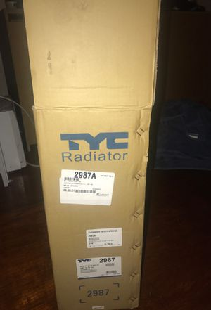 Gto 04-06 radiator new, used for sale  box for Sale