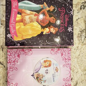 Disney Princess DVD Collection (Like NEW) for Sale in Wayne, PA